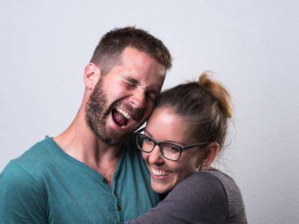 Gemeinsames Lachen ist immer noch das schönste Lachen
