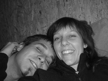 Eines unserer ersten gemeinsamen Bilder :-)