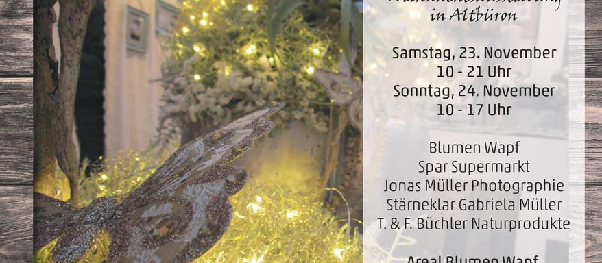 Weihnachtsausstellung 2019