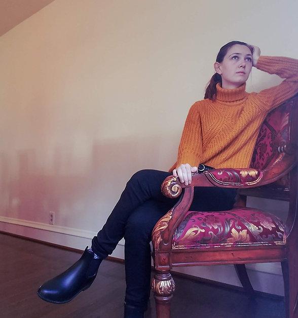 Sarah McMahon Professional Portrait