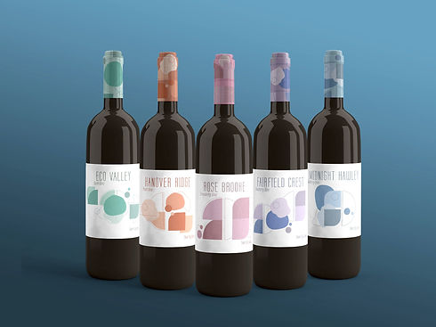 New 2020 Silver City Winery packaging design
