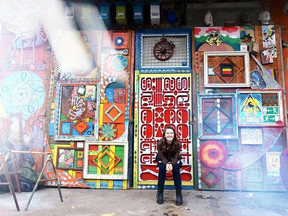 Sarah McMahon on travels