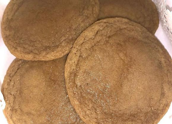 Plain Cookie (No morsels)