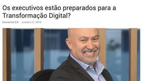 Os executivos estão preparados para a Transformação Digital?