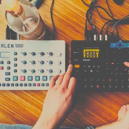 Funky Dub House Jam with Elektron Model:Samples & Digitakt