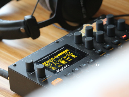 How I manage my sample library (not only for Digitakt)