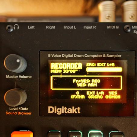 Where I get samples and sounds for the Digitakt