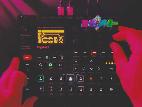 "New Digitakt Dub Techno Jam: ""In My Pockets"""