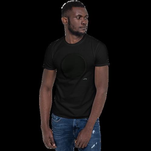 Luna Nova - Short-Sleeve Unisex T-Shirt Black, double printed