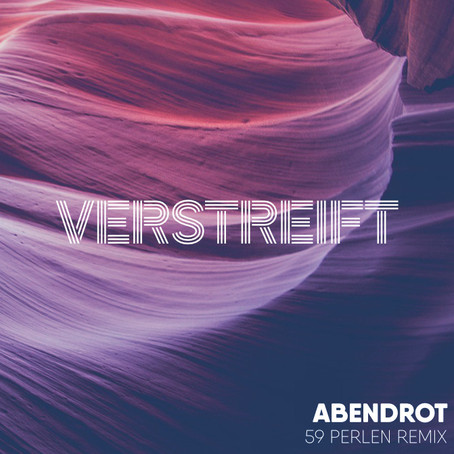 """Out now: """"Abendrot (59 Perlen Remix) - with Digitakt and Octatrack"""