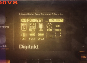 How to add variation to Digitakt patterns: Probability