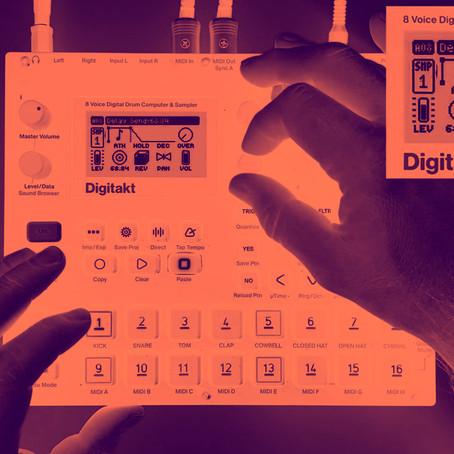 Tutorial: How to use Digitakt Midi Loopback feature
