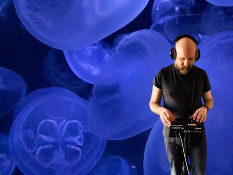 New Minimalhouse Synthjam on Elektron Digitakt