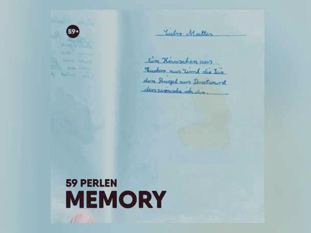 """New release """"Memory"""" now available as free Download and Stream"""