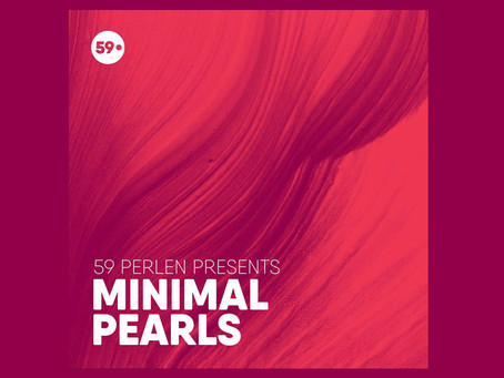 "59 Perlen presents ""Minimal Pearls"""