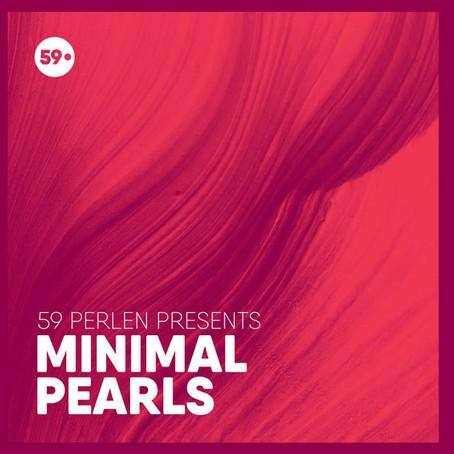 "59 Perlen presents ""Minimal Pearls"""