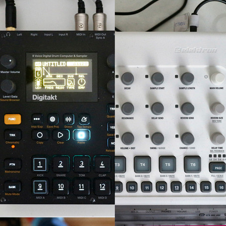 Differences between Elektron Digitakt and Model:Samples
