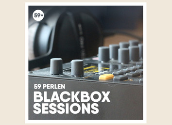 "Out now: ""Blackbox Sessions"""