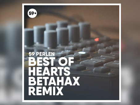 """Best Of Hearts (Betahax Remix)"" now streaming"