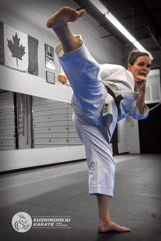 Karate in Orangeville