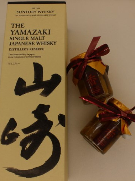 Marrons Confits au Whisky Japonais