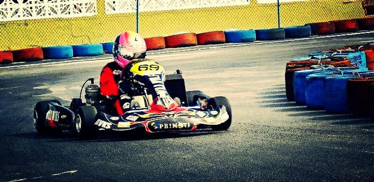 Karts competición Valencia.