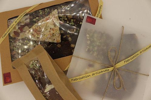 Bouquet de chocolat (50 ou 200 g au choix)