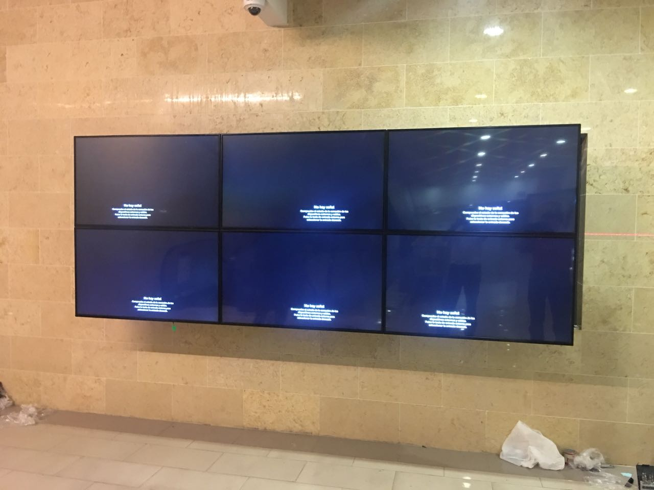 Soporte para video wall