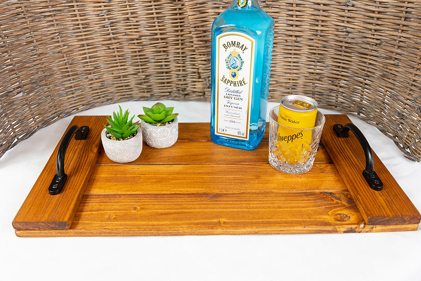 Serving Tray - Reclaimed Wood