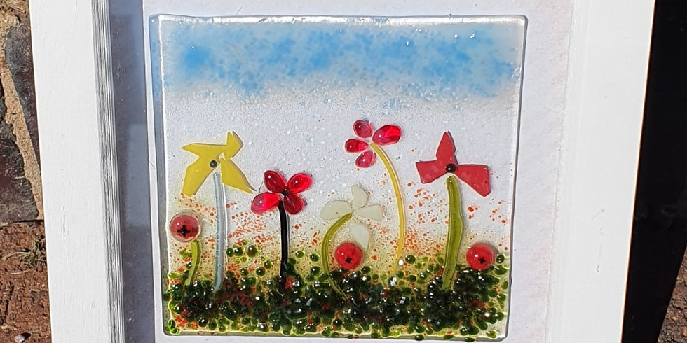 Fused Glass : Afternoon session (2)