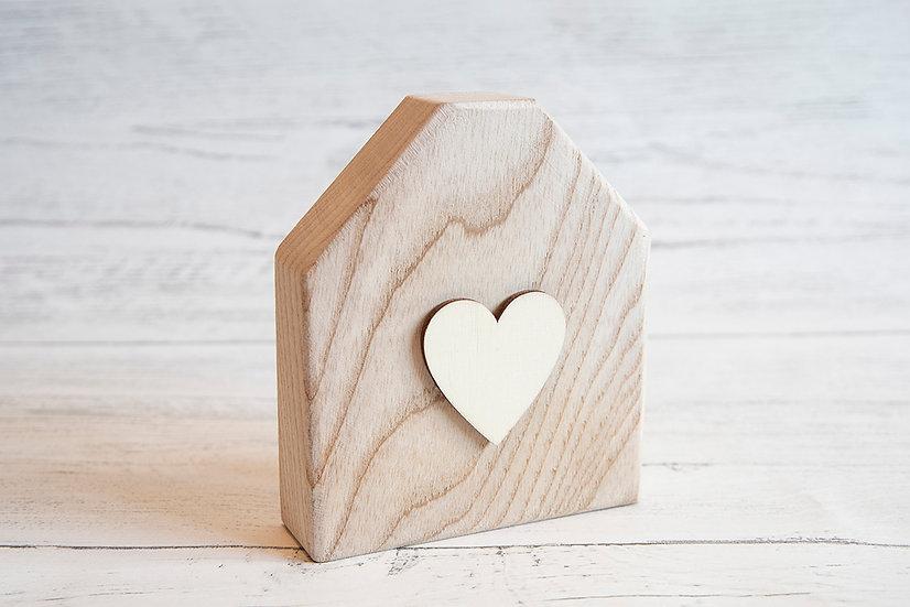 Wood Heart house (ASH)