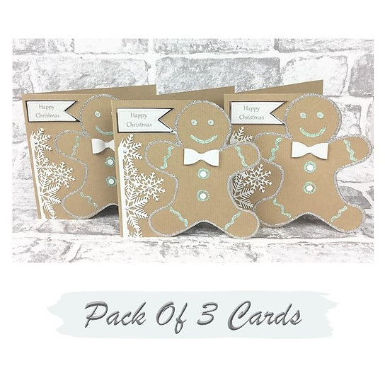 Pack of 3 Cards