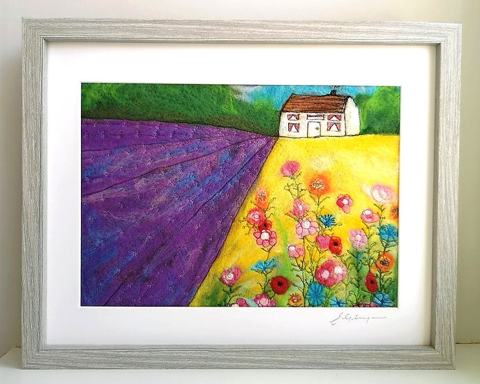 'Home on Lavender Hill'