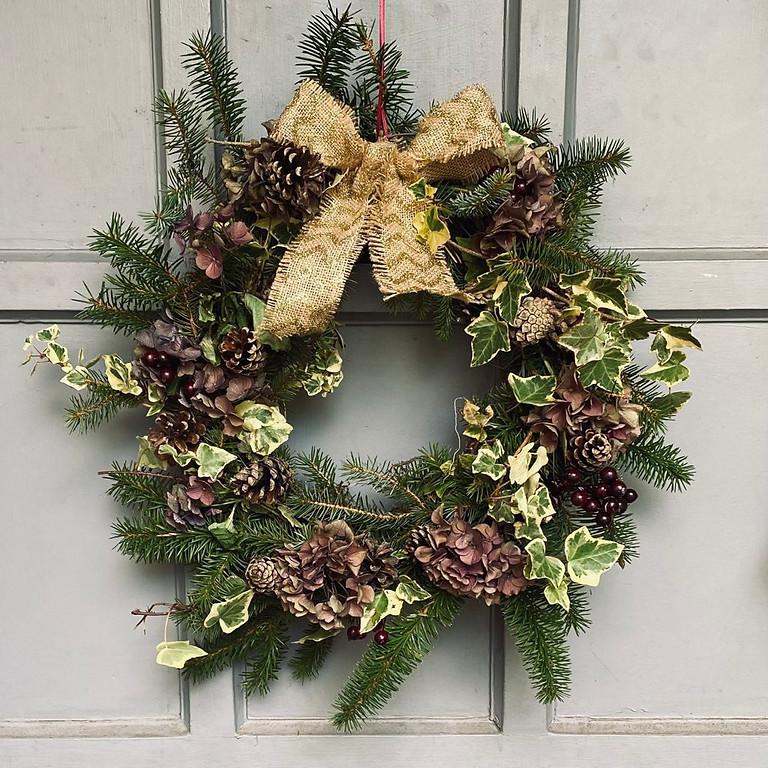 Christmas Wreath AM