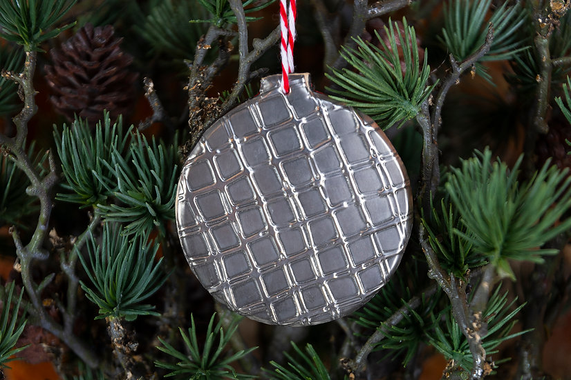 Pewter Decorations