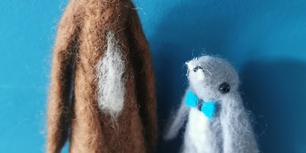 Needlefelt a Hare