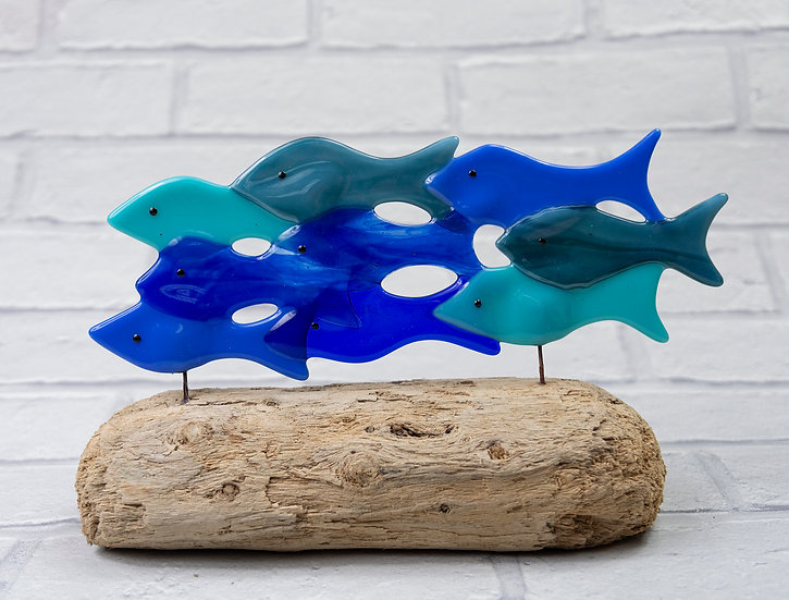 A Shoal of Fish!