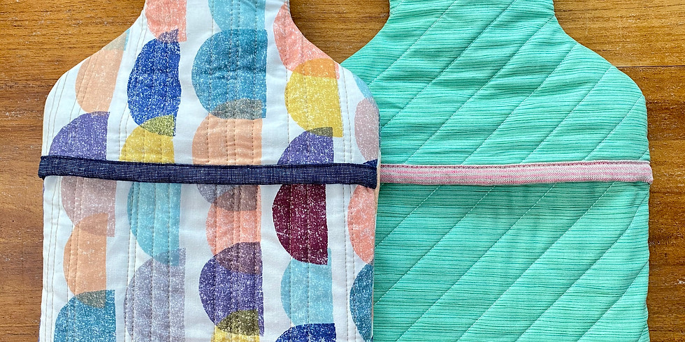 Quilted Hot Water Bottle
