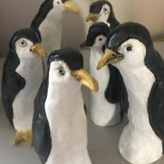 Ceramic Penguin