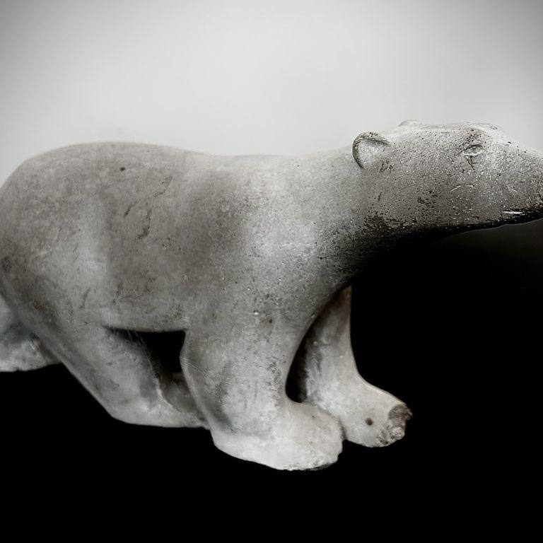 Create a Ceramic Polar Bear with Ros Ingram