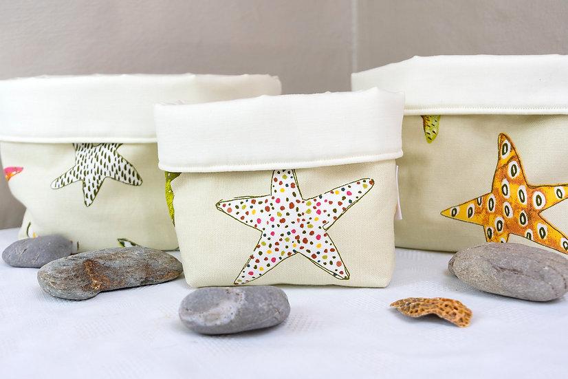 Bits and Bobs Bags - Starfish