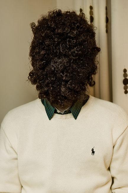 Kane Layland Wierd Hair Photography