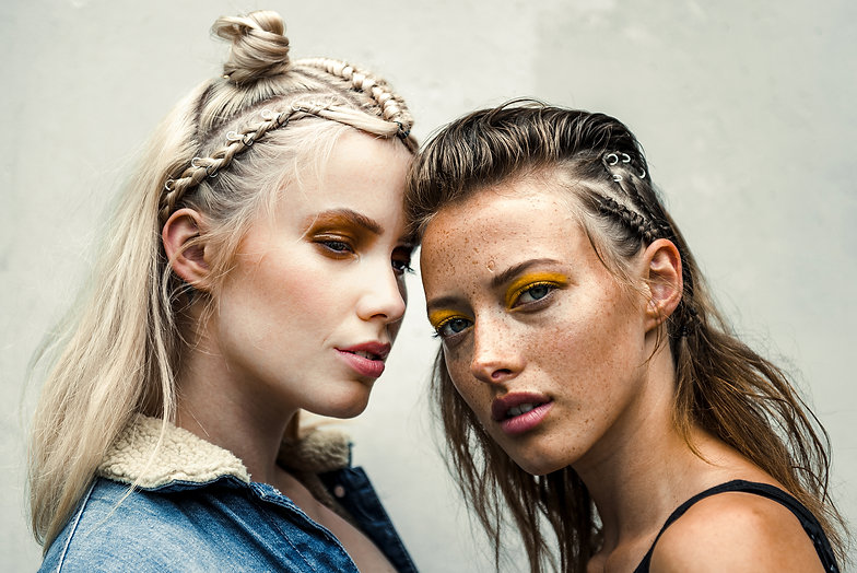 Kane Layland Magazine, Pump Magazine, Hair Photography