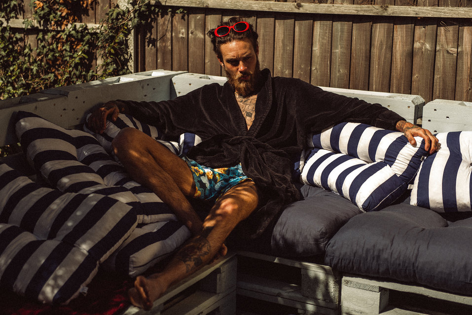 Kane Layland Billy Huxley