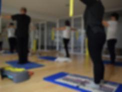 Pilates en Santander. Pilates embarazadas