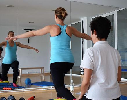 Pilates para embarazadas en Santander