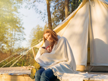 6 Reasons Why You Need to Try Glamping This Summer