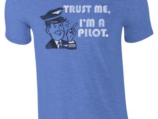 Trust Me, I'm A Pilot.