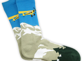 3 New Sock designs just in time for the Holidays!