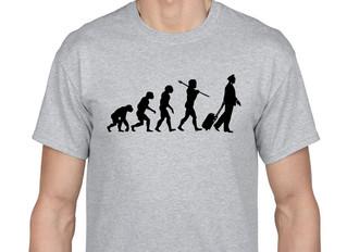 New Evolution Shirts!